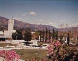 Campus quad, Citrus College