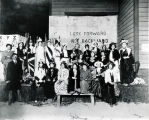 Patriotic Pageant group
