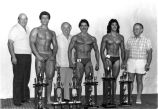 Winners of the Muscle Classic Contest
