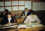 Aviation class, Citrus Junior College, 1942