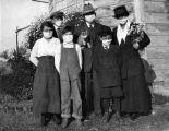 Flu epidemic, (c. 1920s), photograph