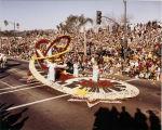Pasadena Tournament of Roses Parade--Arcadia Float, 1972