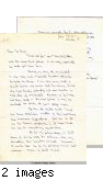 Letter from Sinpachi Kanow to Remsen Bird, October 7, [1942]