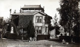 Victorian House, South Pasadena, about 1890
