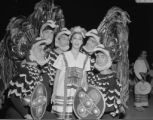 Photograph of the Ballet Folklrico de Mexico