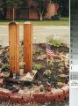 Impromptu 9/11 street memorial, 5 of 6