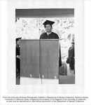 Commencement, Walter Buenning, Two year curricula speaker
