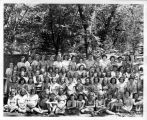 Upland Photograph Clubs and Organizations; Girl Scout Camp Conifer July 1947 / Thompson Photograph
