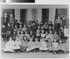 First grade class, Old Edgemont Grammar School, 1911