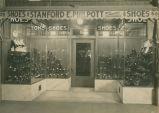 [Photograph of Stanford E. Philpott shoe store A]