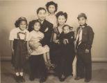 Soriano Family Portrait by Local Filipino Photographer Bob Fogata in Santa Paula, CA.