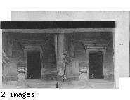 "The Ancient ""Treasury"" at Petra in old Edom, Arabia"