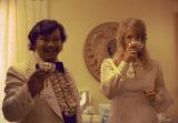 Paulino and Roxanna Talaugon's Wedding Reception at the American Legion Hall in Santa Barbara,CA.