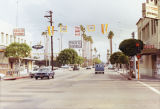 Photograph of Garfield Ave and Garvey Ave