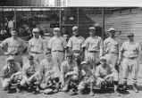 San Bruno Baseball Team, ca. 1940