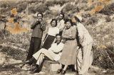 The Talaugon, Alpenia, and Dacayana families in La Conchita, CA.