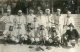 Early Beaumont baseball team near Banning, California