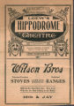 [Cover of Loew's Hippodrome Theatre program]