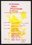5th Annual Asian awareness festival