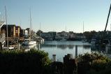 [Photograph of Brickyard Cove Marina]