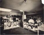 Cawston Ostrich Farm Sales Room Interior, South Pasadena, CA