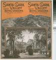 Santa Clara Valley and the Hotel Vendome