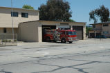 [Photograph of Richmond Fire Station #67 A]