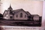 Methodist Episcopal Church, built in 1913