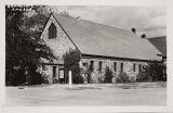 Presbyterian Church postcard, northeast corner of 7th and Euclid Streets.
