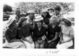 [Mission Viejo Activities Committee members, 1981 photograph].