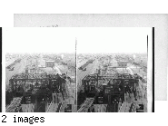 Great coal yards at Norfolk, VA., showing machinery for unloading cars. Virginia.