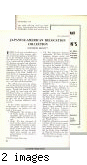 Japanese-American Relocation Collection, California Library Association Bulletin