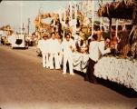 Filipino Community of Ventura County Inc. Float Oxnard Christmas Parade