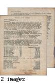 Letter to Garrett &. Co. from W. E. Morse and Charles B. Motsinger