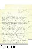 Letter from Fumiko Matsumura to Remsen Bird, June 2, 1942