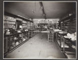Gray's Department Store, interior photo.