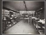 Gray's Department Store, interior photo.