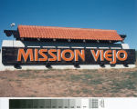 [Mission Viejo community sign photograph].