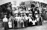 Fourth of July celebration, (c. 1900), photograph