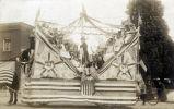 Postcard: South Pasadena Orphanage Parade Float ca 1910