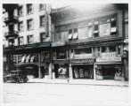 [Photograph of the exterior Edison Theatre 1925]