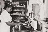 Vera Wilson, Farm Labor Center : 1950s.
