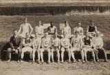 Track Squad of 1910 and 1911, Citrus High School