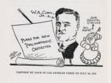 First Cartoon