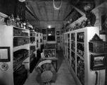 William Parker Lyon Pony Express Museum--Trunks and Kerosene Lamps