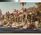 """[""""Summertime"""" 1981 Rose Parade float from Mission Viejo photograph]."""