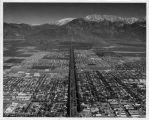 Upland Photograph Street Scenes; Aerial photograph / Bob Baumann