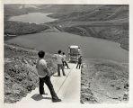 Westlake Reservoir - Engineers Begin Filling