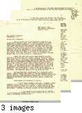 Letter from Mary M. Engberg to Eleanor Roosevelt, First Lady, April 15, 1942