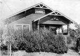 Grandma [Mary] Martin's house, (c. 1916), photograph